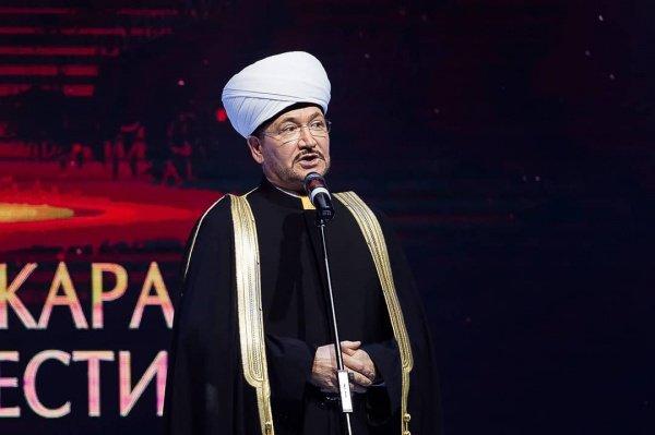 председатель Совета муфтиев России шейх Равиль хазрат Гайнутдин