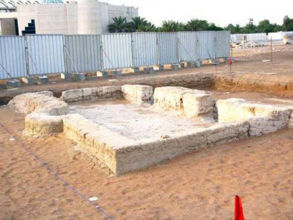 Самая древняя мечеть на территории ОАЭ