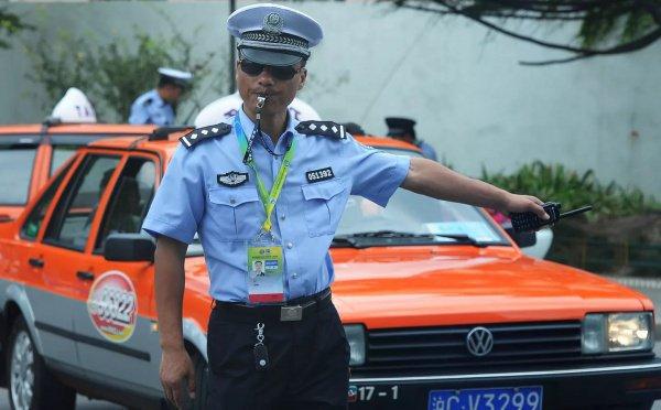 Инцидент случился на одной из дорог в городе Бочжоу