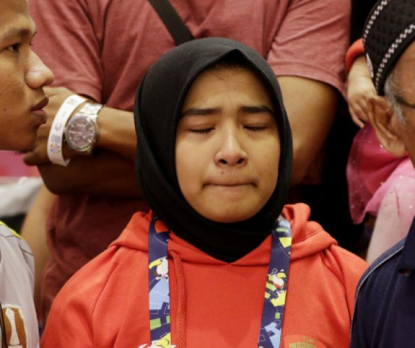 На протяжении 10 месяцев мусульманка тренировалась, чтобы выступить на престижном турнире в категории до 52 кг.