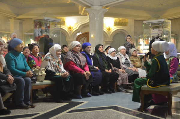 Мавлид в Музее исламской культуры